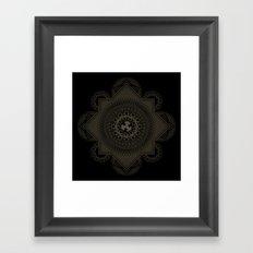Mandala II Framed Art Print