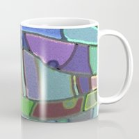 angels Mugs featuring Angels by Betty Mackey