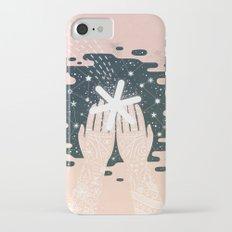 *Catching Stars* Slim Case iPhone 7