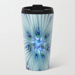 Another Floral Beauty Travel Mug