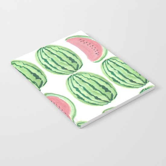 Watermelon Mania Notebook