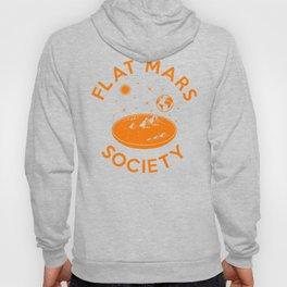Flat mars society Hoody