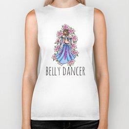 Belly Dancer Biker Tank
