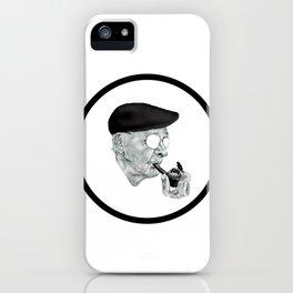 A Pipeful Pleasure iPhone Case