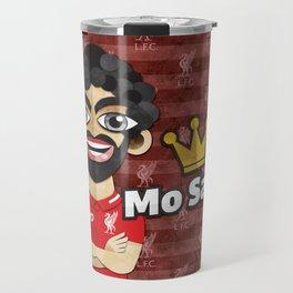 Mo Salah Travel Mug