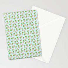 Painted Pineapples Stationery Cards