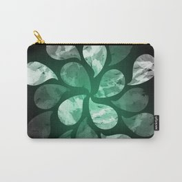 Abstract Water Drops XXX Carry-All Pouch