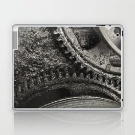 Greasy Gears Laptop & iPad Skin