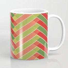 Holly Go Chevron Coffee Mug
