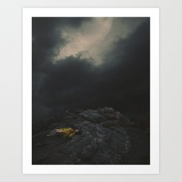 In the Shallow of the Night Art Print
