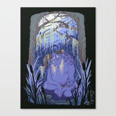The Bugul Noz Canvas Print
