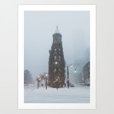 Toronto, Canada Art Print