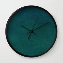 Lillies Wall Clock