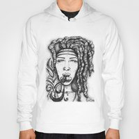 hippy Hoodies featuring Trippy Hippy by CROME