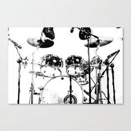 Clean Set Canvas Print