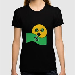 banknote and coin designs T-shirt