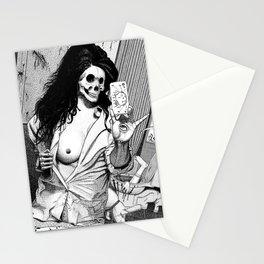 La belle entourloupe (A pretty trick) Stationery Cards