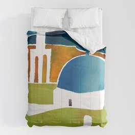 Greek Islands 4 Comforters