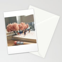 First Day of Spring Stationery Cards