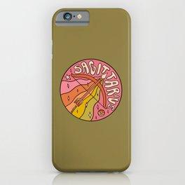 2020 Sagittarius iPhone Case