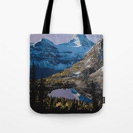 Mt. Assiniboine Provincial Park Tote Bag