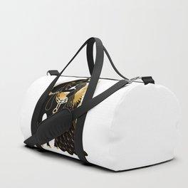 Angle & Horse Duffle Bag