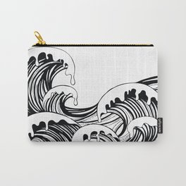 the river laughed, giggle giggle giggle Carry-All Pouch