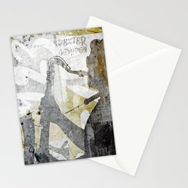 JAZZ ART Stationery Cards