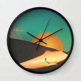Thirst Wall Clock