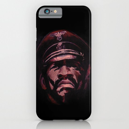Black Gestapo iPhone & iPod Case
