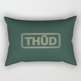 THÜD Rectangular Pillow
