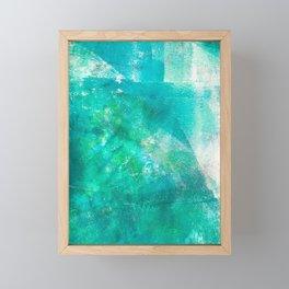 Heliotrope Textures 1 Framed Mini Art Print