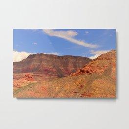 Virgin River Canyon Metal Print