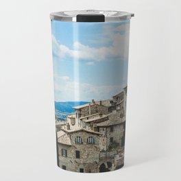 Stone houses Travel Mug