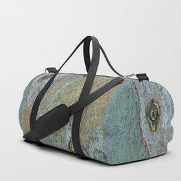 Eucalyptus Gum Tree Bark Duffle Bag
