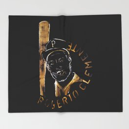 Clemente Throw Blanket