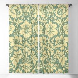 Damask Pattern 32 Sheer Curtain