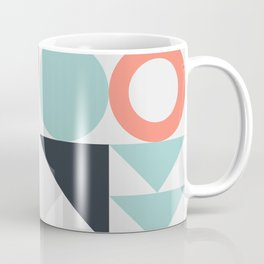 Modern Geometric 28 Coffee Mug