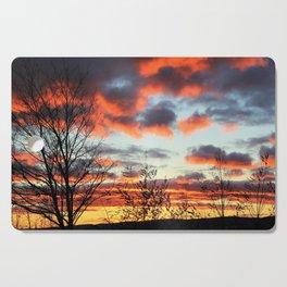 Sunset Cutting Board