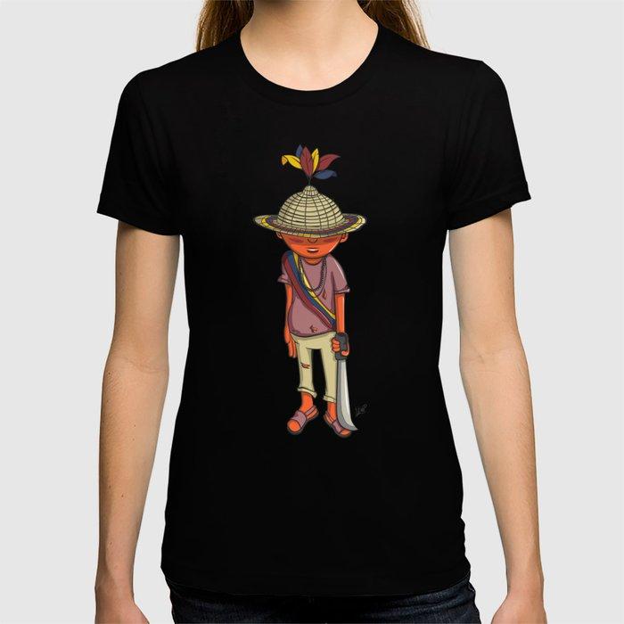 Pacha Sabino Romero Yukpa T-shirt