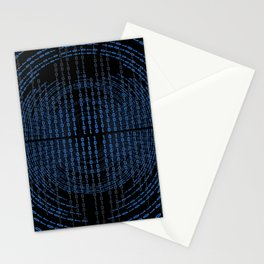 Binary Code Stationery Cards
