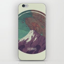 Cotopaxi iPhone Skin