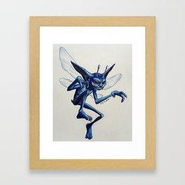Cornish Pixie - HarryPotter | Drawing Framed Art Print