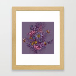 Beauty (eye of the beholder) Framed Art Print