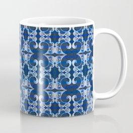 Ultra Elegant Ornamental Feng Shui Psychedelic Micro Pattern Coffee Mug