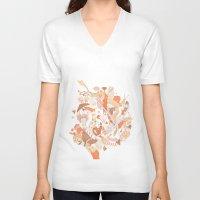 dreamer V-neck T-shirts featuring dreamer by stavtuv