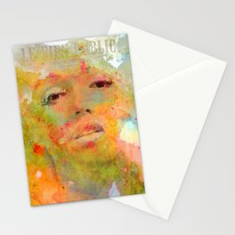 Norma Jeane Stationery Cards
