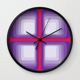 Psicodelic II Wall Clock