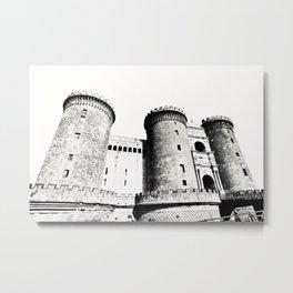 Castel Nuovo Metal Print