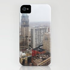 Downtown Detroit iPhone (4, 4s) Slim Case